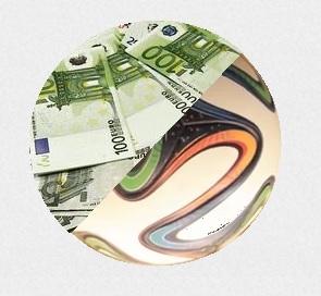 Geld Fußball WM 2014