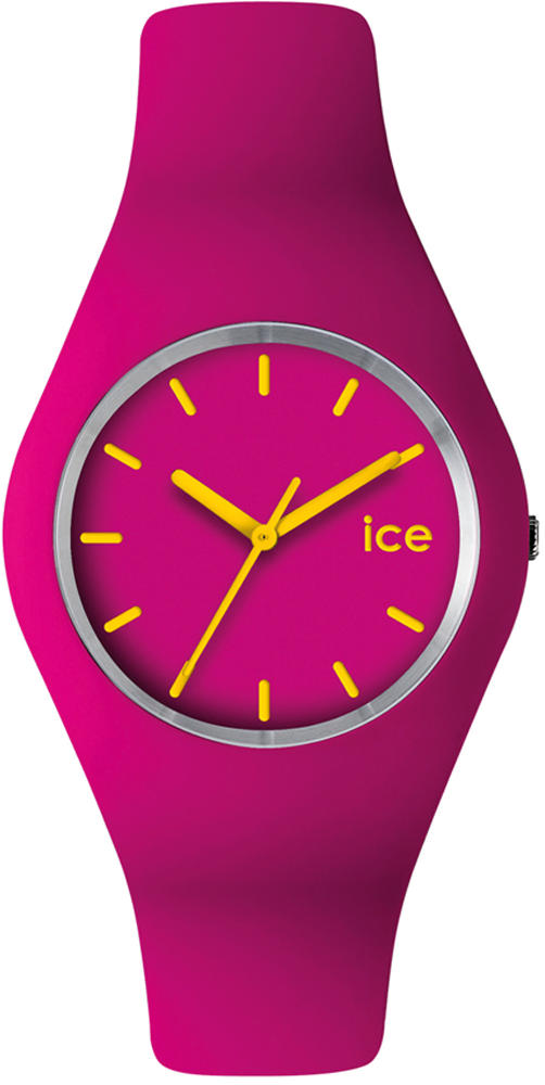 ICE.CH.U.S.12 Kirschfarbene Ice Watch unisex Uhr aus der ICE Collection
