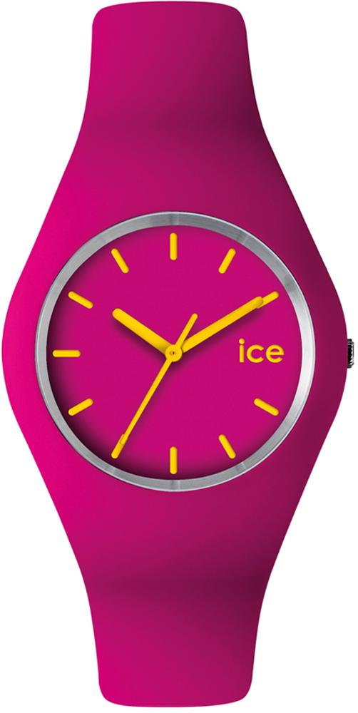 ICE.CH.U.S.12 Kirschfarbene Ice Watch unisex Uhr aus der ICE Collection
