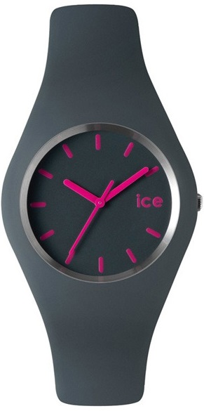 ICE.GY.U.S.12 Graue Ice Watch unisex Uhr aus der ICE Collection