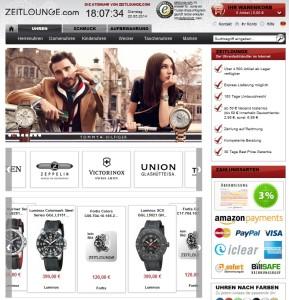Uhrengeschäft Uhren-Shop