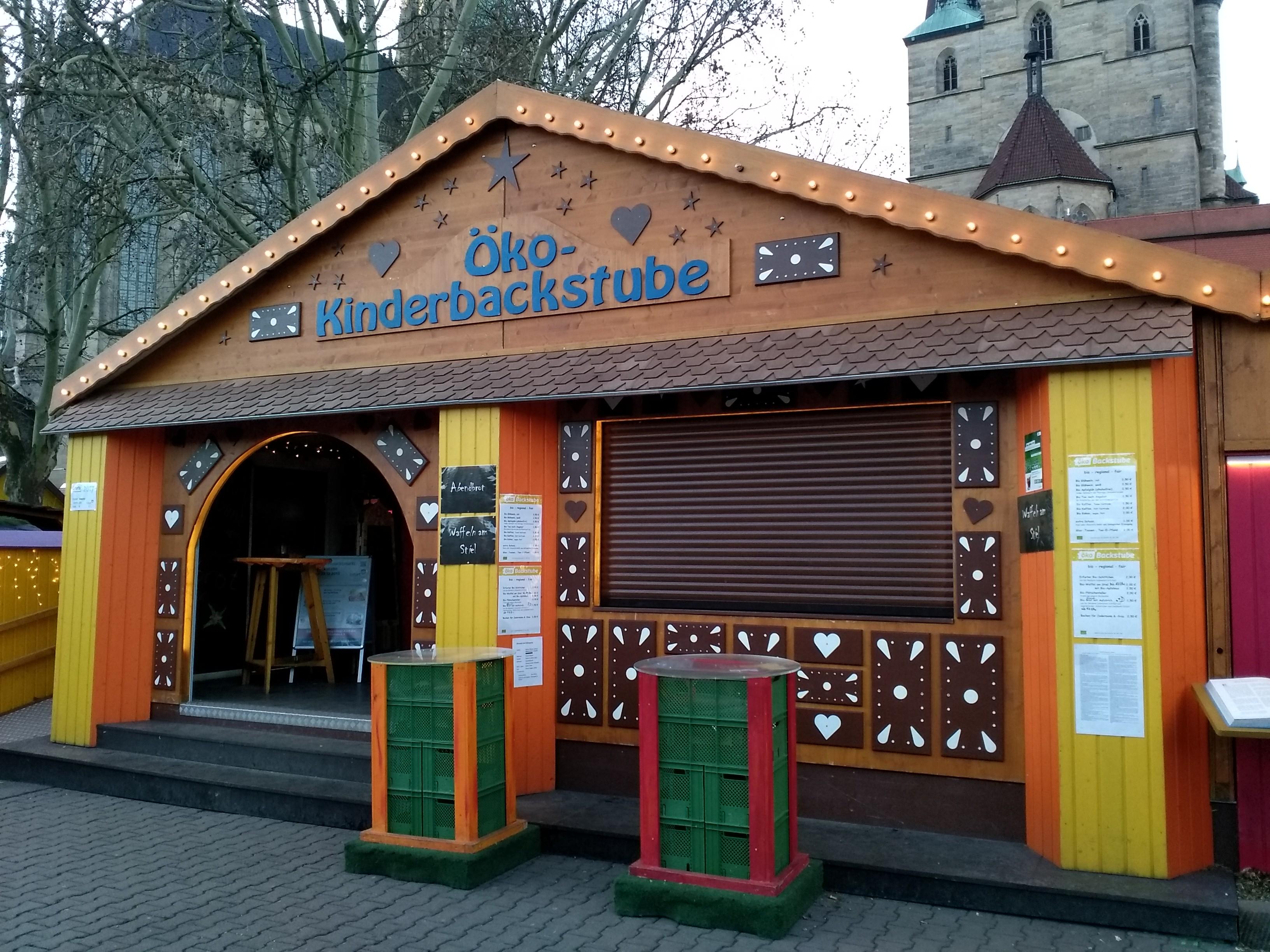 Erfurter Öko-Kinderbackstube