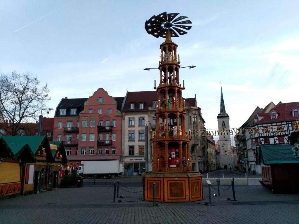 Erfurter Weihnachtspyramide