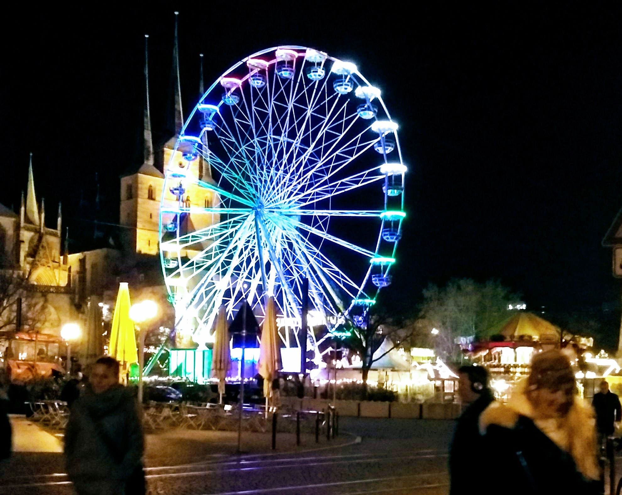 Erfurter Weihnachtsmarkt Öffnungszeiten