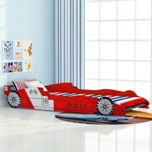 Kinderbett Rennwagen