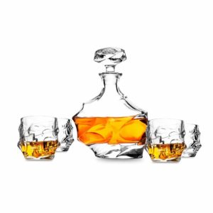 Whisky Dekanter Set