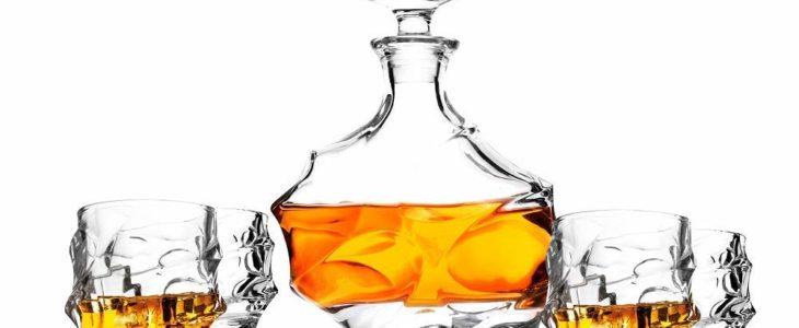 Whisky-Karaffen, Whisky Dekanter Test, Video