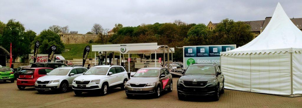 Škoda AUTOHAUS GLNICKE - Erfurter Autofrühling