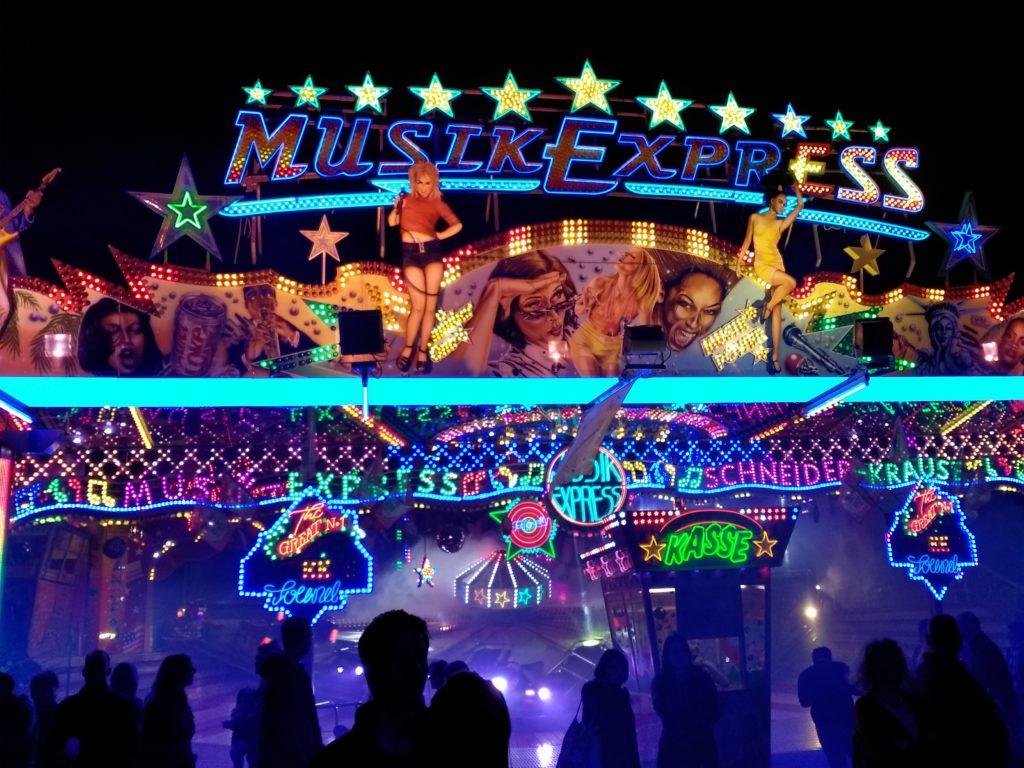 MusikExpress Frühlingsfest Erfurt