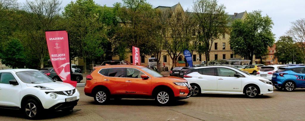 Nissan Neuwagen Erfurter Autofrühling