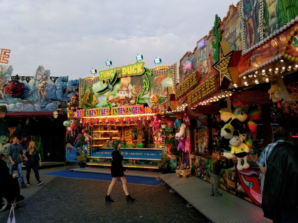 Rummel Erfurt Altstadtfrühling Frühlingsfest