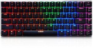 ACGAM RGB Gaming Gamer Tastatur