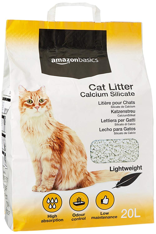 AmazonBasics Katzenstreu Amazon Basics