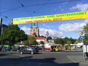 Blumenmarkt Erfurt 2019 Erfurter Gartenmarkt 2019