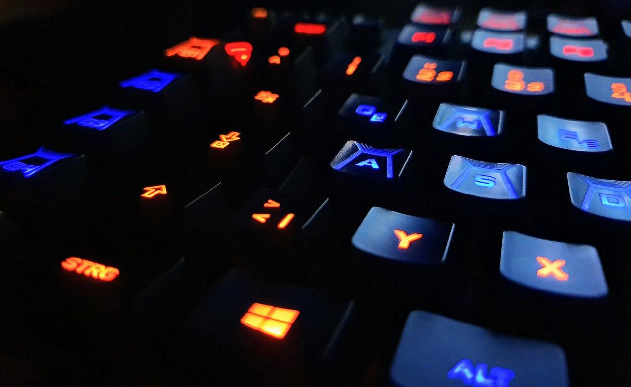 Gamer Tastatur, Gaming Tastaturen