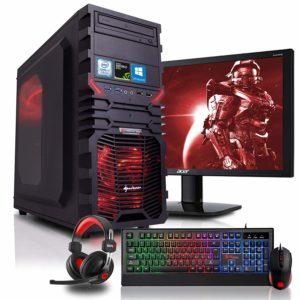 Gaming Komplett PC Set