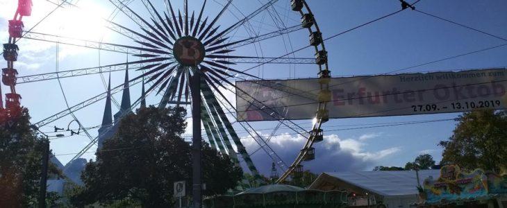 Erfurter Oktoberfest, Was geht in Erfurt