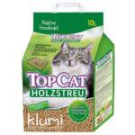 Holzstreu TopCat Katzenstreu
