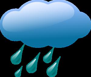 Regen Wetter in Erfurt