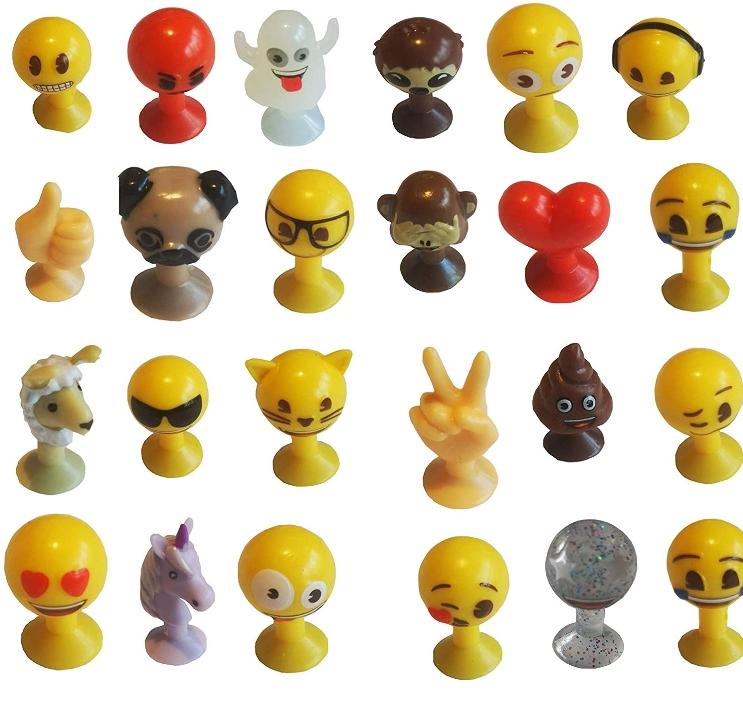 Alle 24 Aldi Emojis als Komplettset oder einzeln Online kaufen – Smileys Aktion günstig
