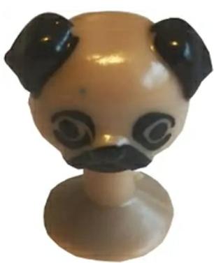 Aldi Emoji Pugster Hunde Smiley