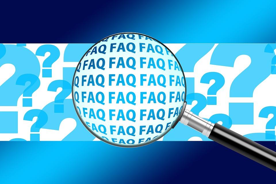 FAQ, Fragen, Antworten