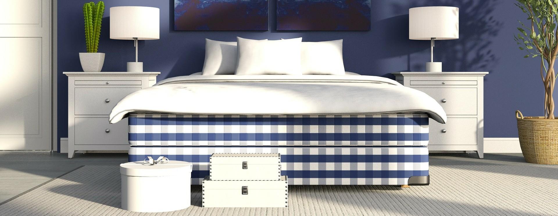 Günstiges Bett - gute Betten mit Lattenroste und Matratzen ...