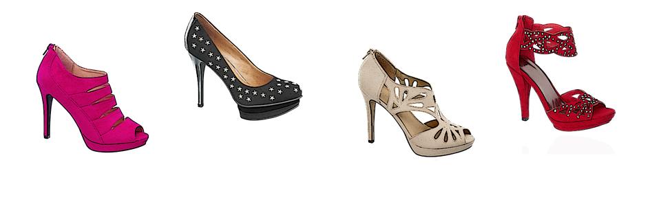 Damenschuhe kaufen, Schuhe für Damen Online bestellen, Frühjahrsschuhe für Frauen.