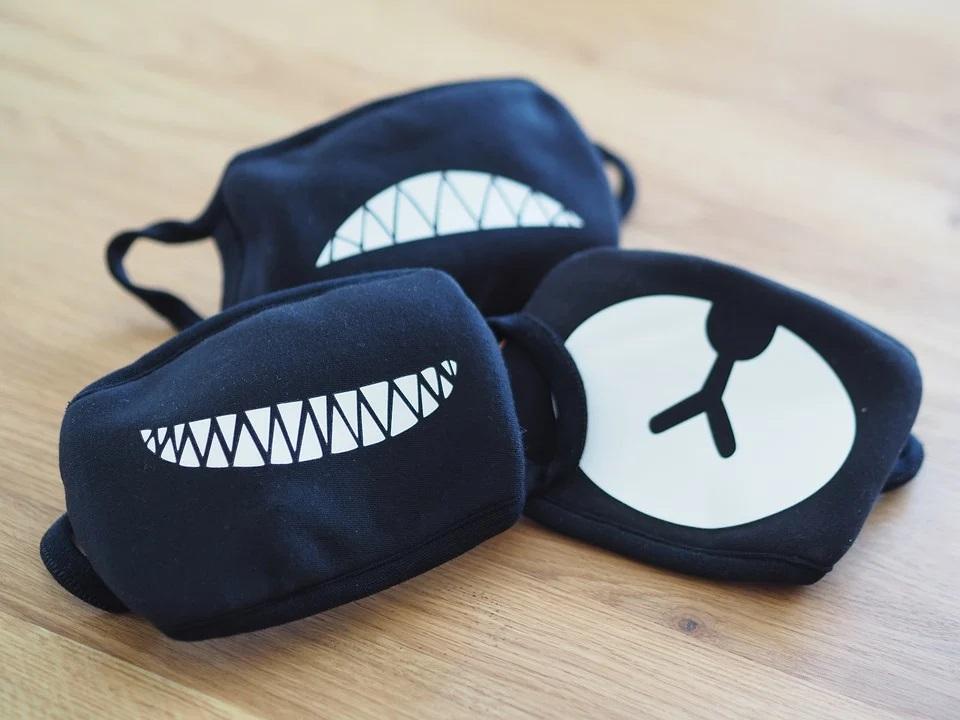 Lustiger Mundschutz mit Spruch Online kaufen   Witzige Mundschutz-Masken Sprüche   bestellen