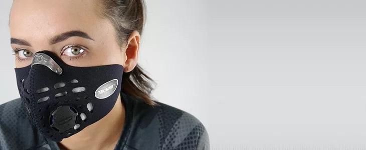 MNS schützt vor COVI-19? Mund-Nasen-Schutz bietet etwas Fremdschutz!