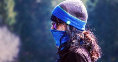 Mundschutz der gut aussieht   Schöner Schutz für das Gesicht!