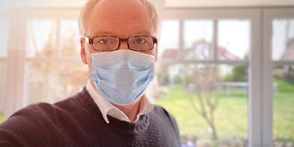 Mundschutz für Brillenträger kaufen! | Mund-Nasenmaske für Träger einer Brille Online bestellen (waschbarer und Einweg-Mundschutz)!