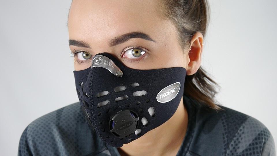 Textiler Mundschutz kaufen! Mund-Nasen-Maske aus Stoff bestellen!