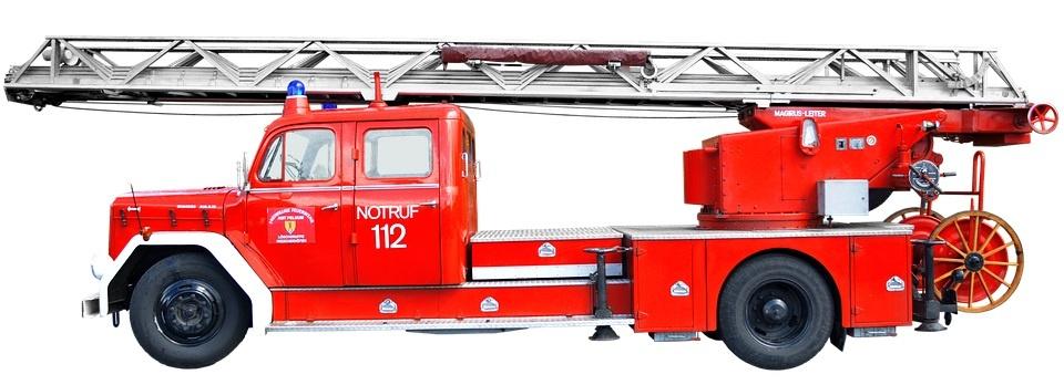 Feuerwehr-Autobett kaufen! | Autobetten für Kinder im Feuerwehr-Design Online bestellen.
