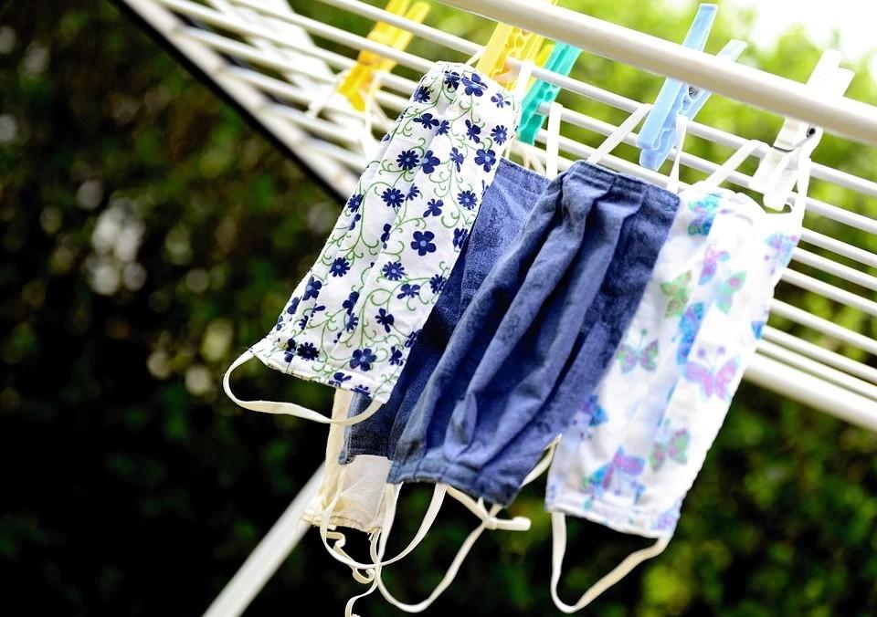 Waschbarer Mundschutz aus Baumwolle kaufen! | Mundschutz für Damen, Kinder und Herren Online bestellen.