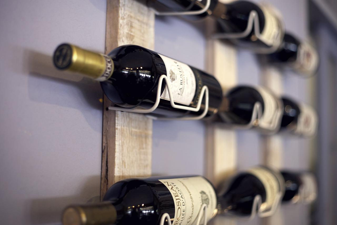 Weinregal Metall, Weinregale aus Holz, Wein, Infos