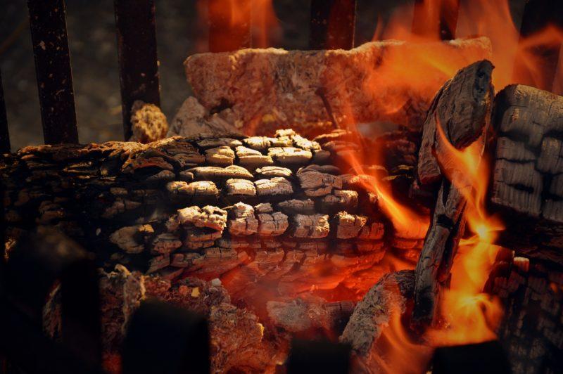 Feuerschale mit Funkenschutz online kaufen! Feuerstelle mit Schutz vor Funken und Glut ausrüsten!