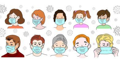 Behelfsmasken und Mundschutz-Masken für den Alltag | Einweg- und Mehrweg-Masken