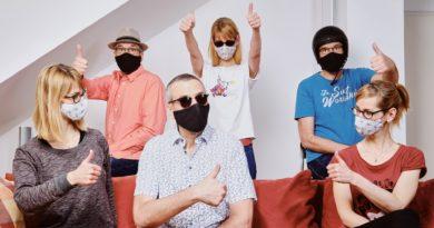Die 10 beliebtesten Mundschutz-Masken, Schönster Mundschutz