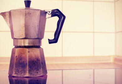 Was ist eine Espressokanne? Caffettiera, Moka, Espressokocher