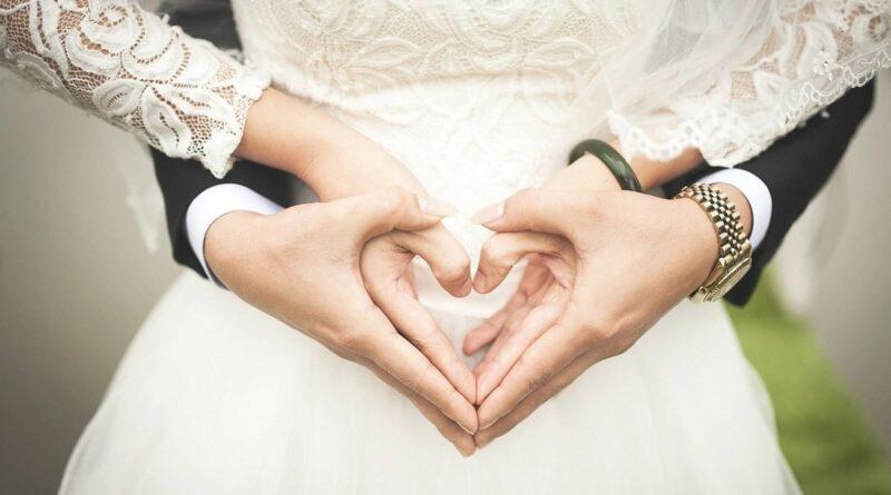 Mundschutz für die Hochzeit, Masken für das Brautpaar und die Gäste