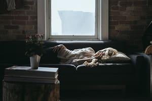 Schlafsofa, Sofa zum Schlafen, Bett