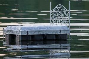 Wasserbett, Bett
